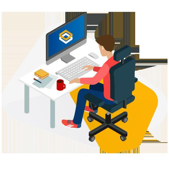 خدمات توسعه وب هیراد